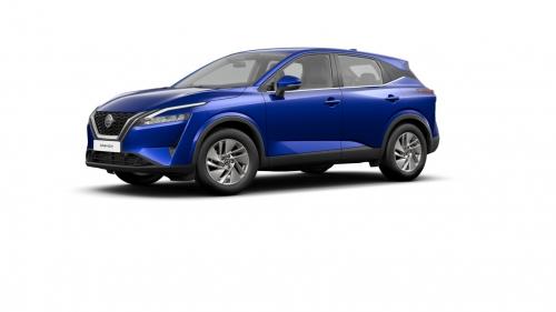 New Nissan Qashqai Business Edition Mild-Hybrid