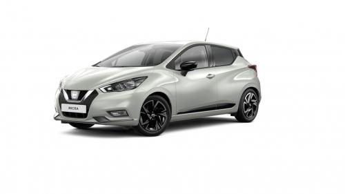 Nissan Micra N-Design