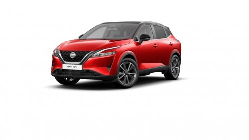 New Nissan Qashqai Tekna + Design Pack + two tone MILD-HYBRID